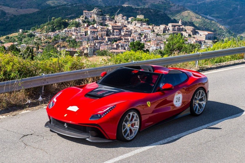 2014 Ferrari F12 TRS High Resolution Exterior - image 557218