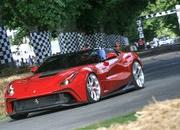 Ferrari Wants to Keep its V-12 Alive but Won't Consider Going Hybrid - image 558232