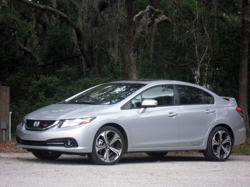 2014 Honda Civic Si Sedan - Driven