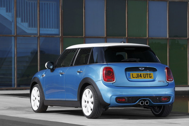 2014 Mini Cooper 5-Door High Resolution Exterior - image 554868