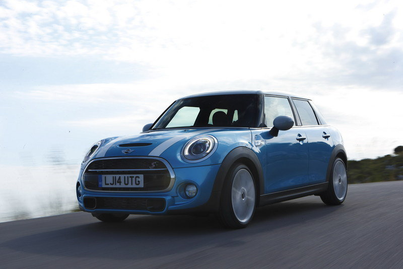 2014 Mini Cooper 5-Door High Resolution Exterior - image 554876