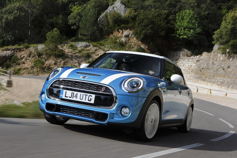 2014 Mini Cooper 5-Door High Resolution Exterior - image 554882