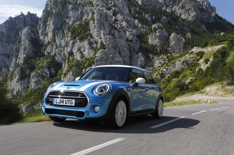 2014 Mini Cooper 5-Door High Resolution Exterior Wallpaper quality - image 554887