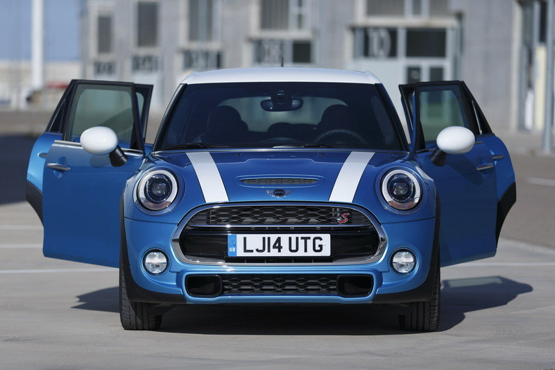 2014 Mini Cooper 5-Door High Resolution Exterior - image 554921