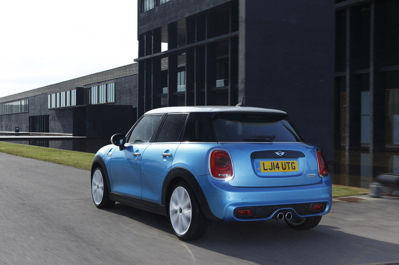 2014 Mini Cooper 5-Door High Resolution Exterior - image 554861