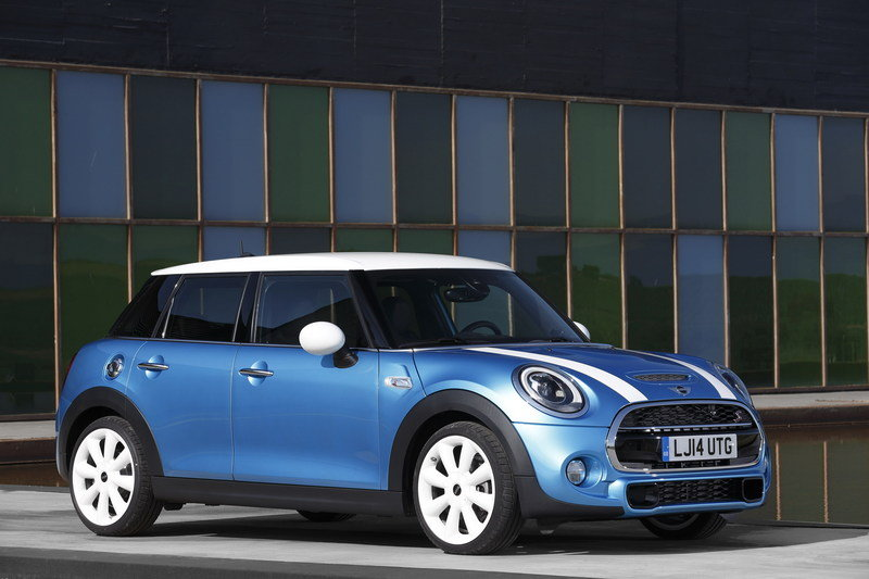 2014 Mini Cooper 5-Door High Resolution Exterior - image 554862
