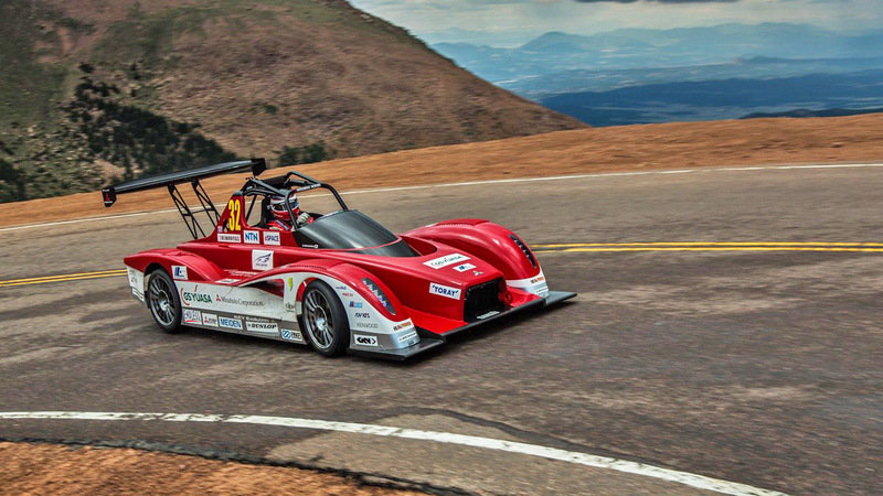 2014 Pikes Peak Hill Climb Rundown High Resolution Exterior - image 558130