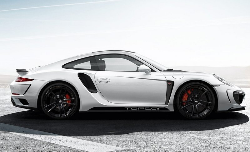2014 Porsche 911 Turbo/Turbo S Stinger GTR By TopCar High Resolution Exterior - image 555319