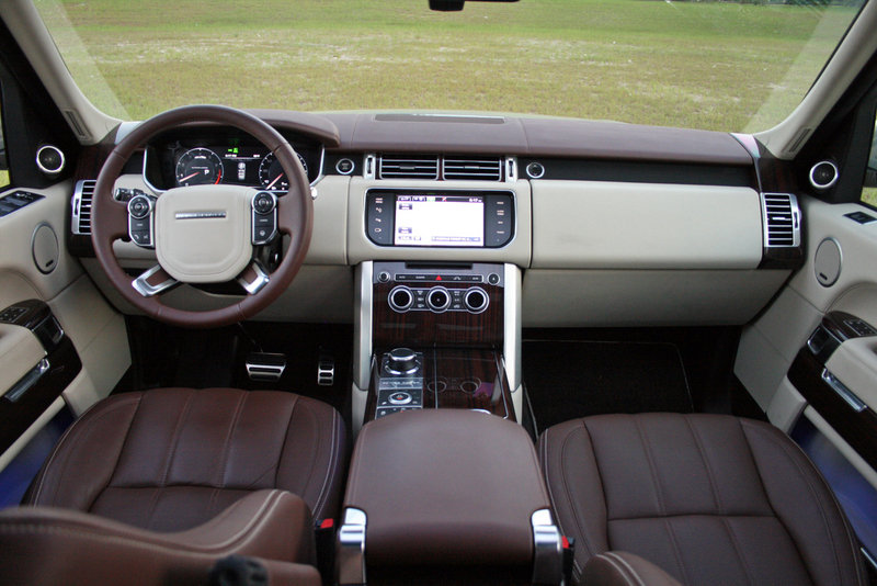 2014 Range Rover Autobiography - Driven High Resolution Interior - image 555886