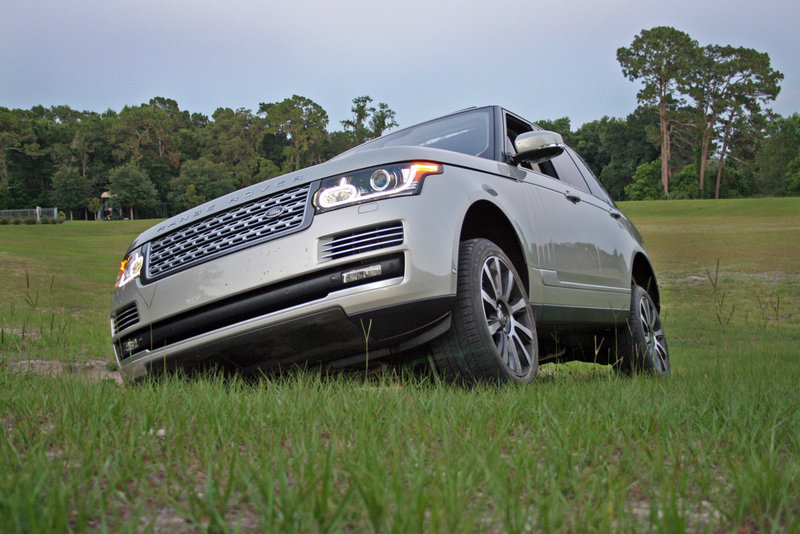 2014 Range Rover Autobiography - Driven High Resolution Exterior - image 555894