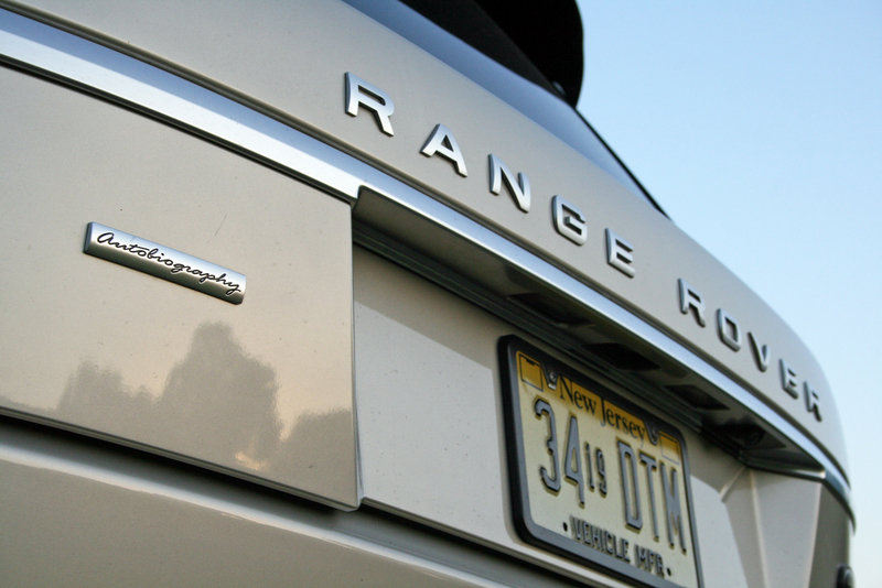 2014 Range Rover Autobiography - Driven Exterior - image 555872