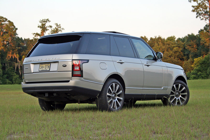 2014 Range Rover Autobiography - Driven High Resolution Exterior - image 555903
