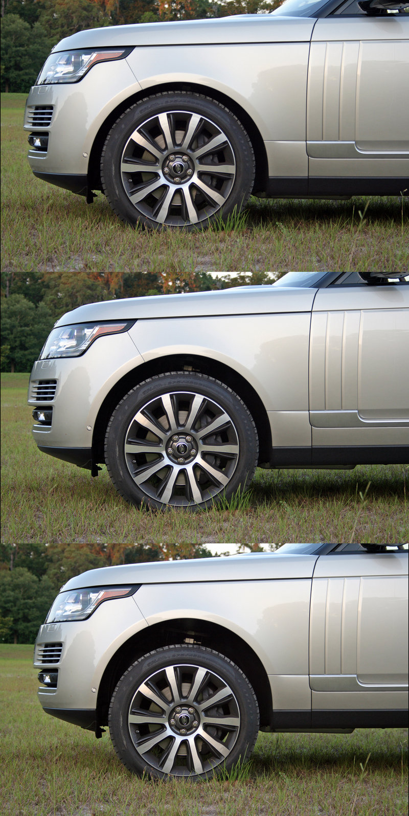 2014 Range Rover Autobiography - Driven Exterior - image 556045
