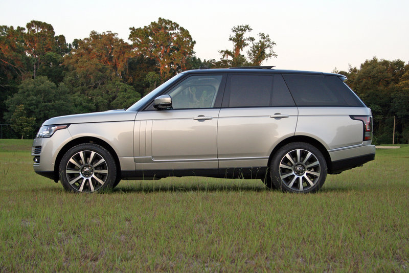 2014 Range Rover Autobiography - Driven High Resolution Exterior - image 555875