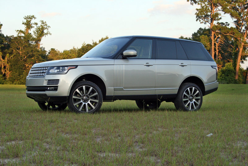 2014 Range Rover Autobiography - Driven High Resolution Exterior - image 555871