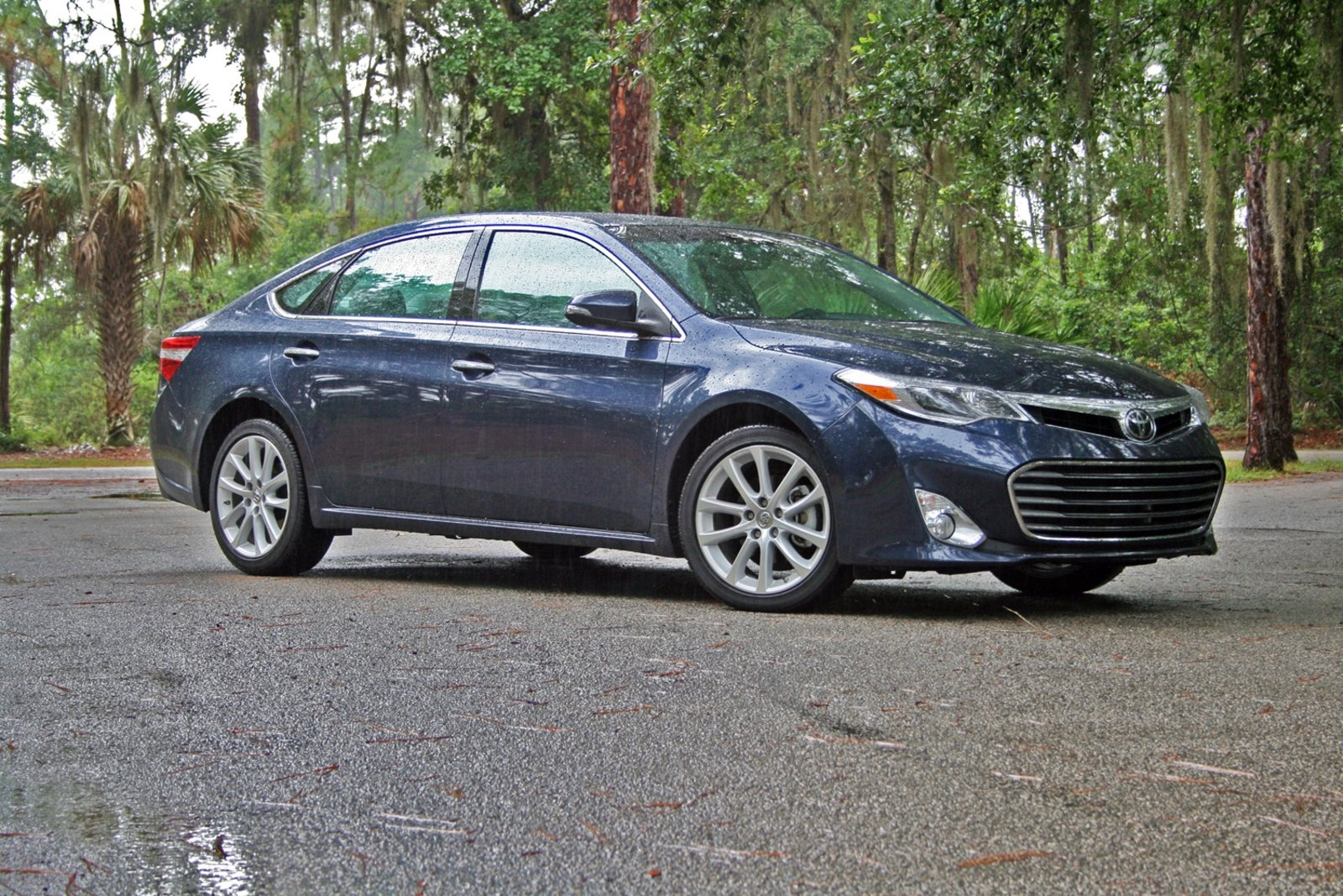 2014 Toyota Avalon Driven Review Top Speed