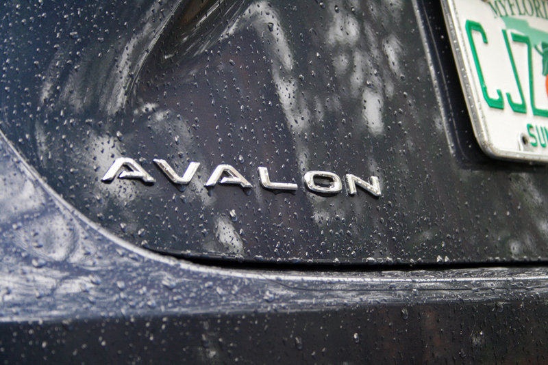 2014 Toyota Avalon - Driven Emblems and Logo Exterior - image 554721