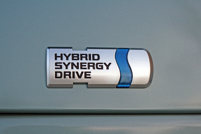 2014 Toyota Prius - Driven Emblems and Logo Exterior - image 557345