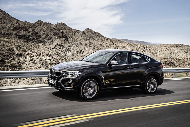 2015 BMW X6 High Resolution Exterior - image 555206