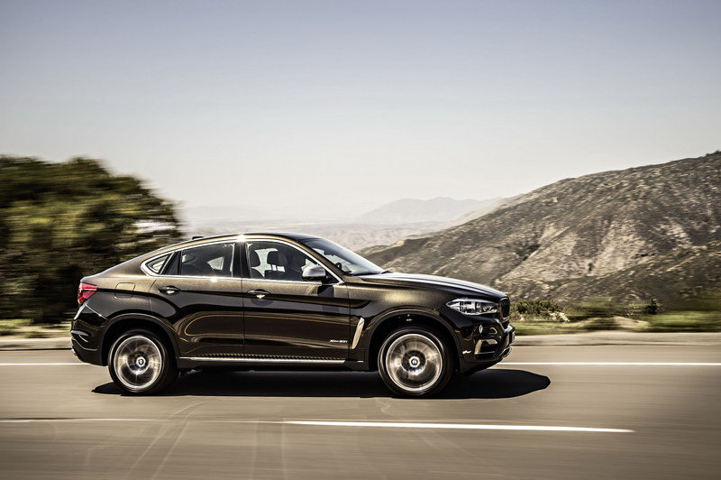 2015 BMW X6 High Resolution Exterior - image 555207