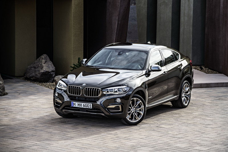 2015 BMW X6 High Resolution Exterior - image 555211