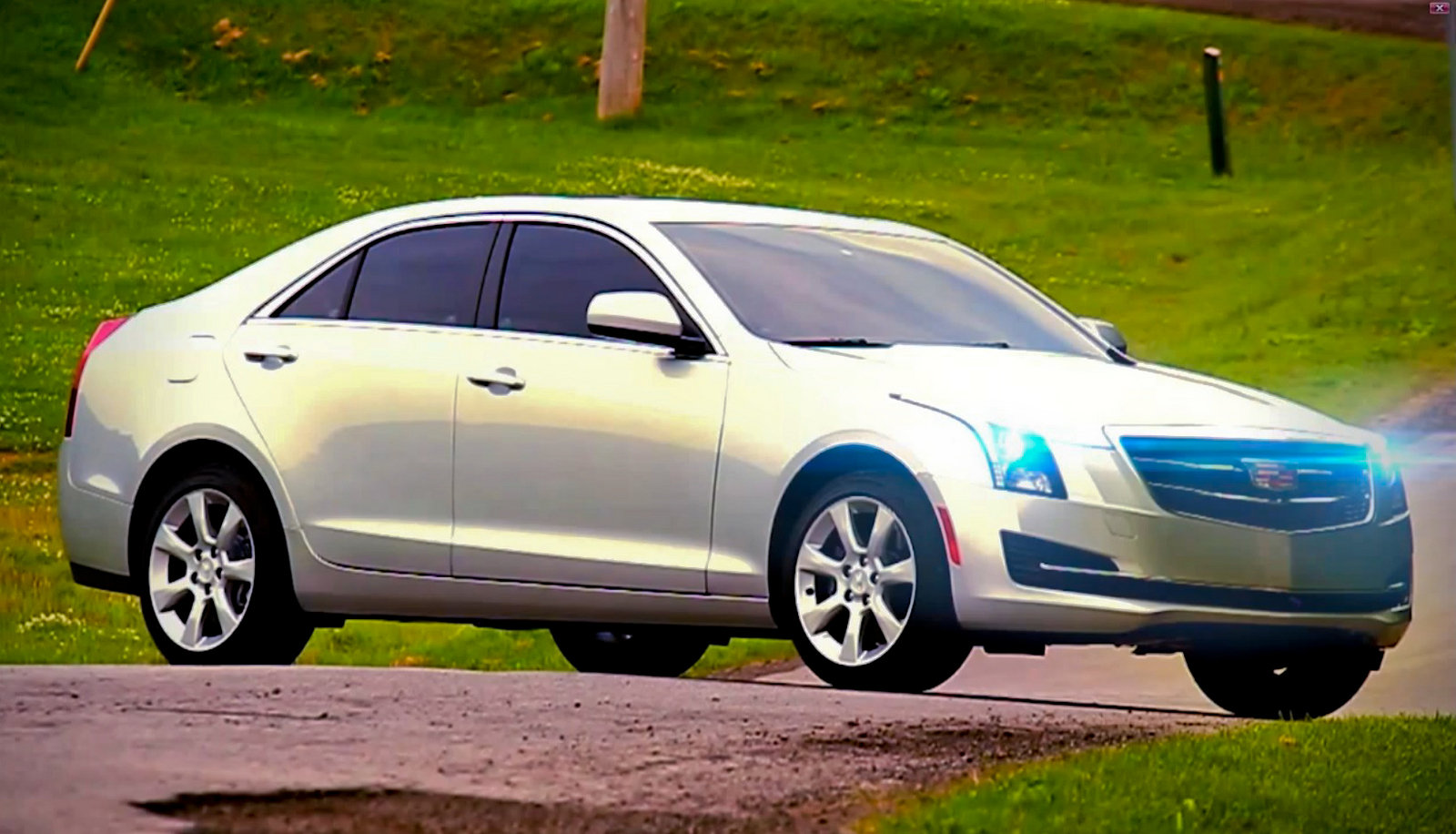 2015 cadillac ats sedan picture 558269 car review top speed. Black Bedroom Furniture Sets. Home Design Ideas