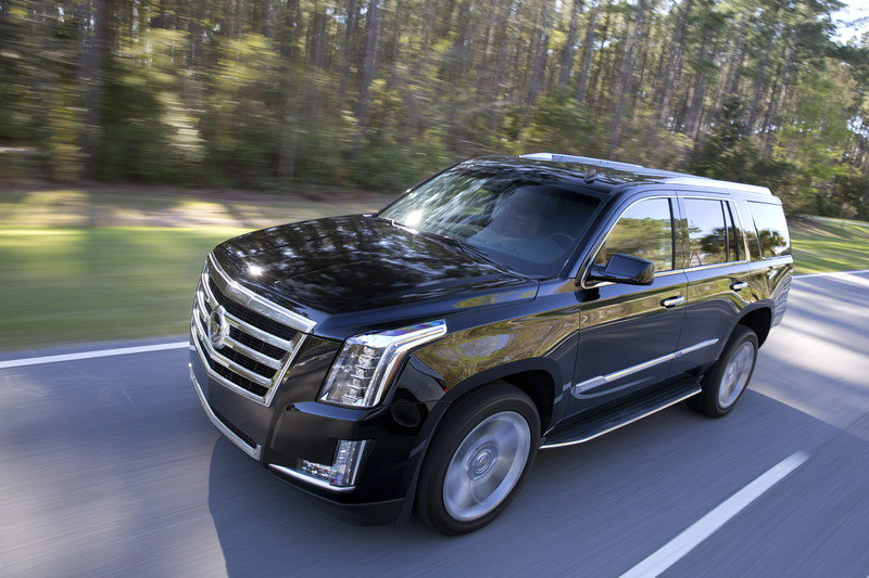 2015 Cadillac Escalade High Resolution Exterior - image 554444