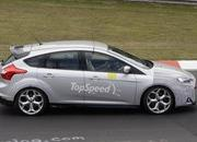 Spy Shots: 2015 Ford Focus RS Caught During its First Testing Session - image 557726
