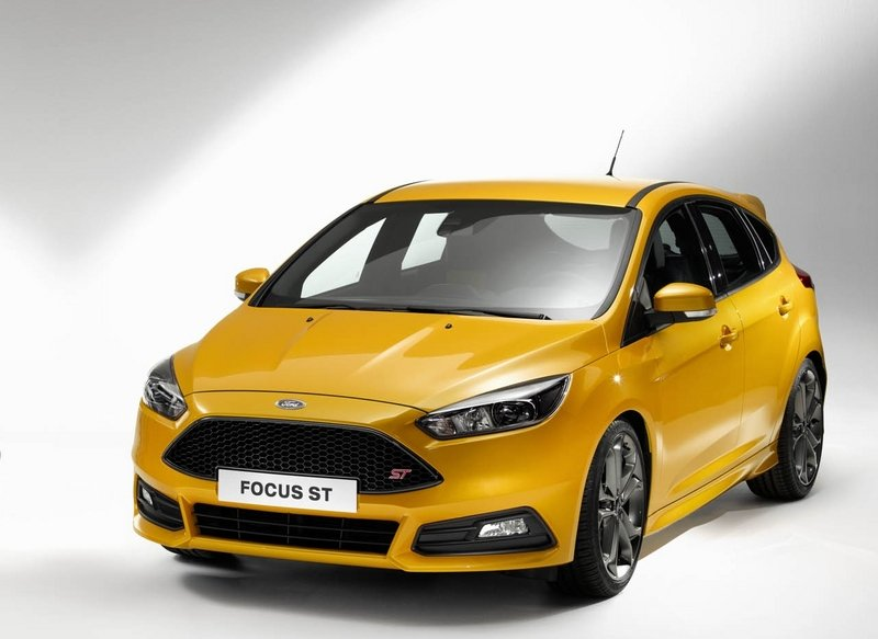 2015 Ford Focus ST High Resolution Exterior - image 557970