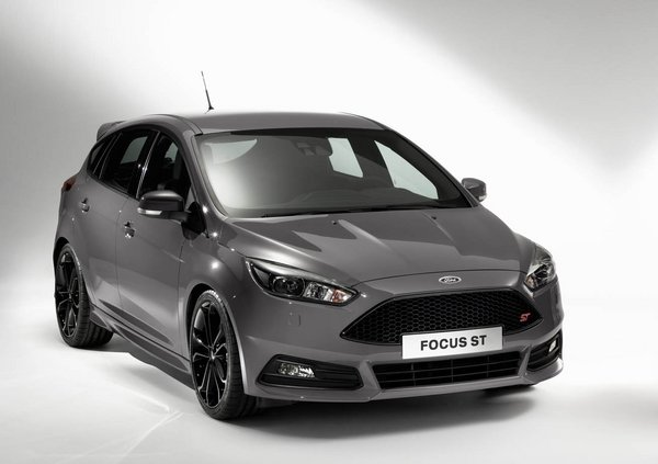 2015 ford focus st car review top speed. Black Bedroom Furniture Sets. Home Design Ideas