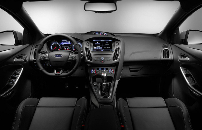 2015 Ford Focus ST High Resolution Interior - image 557822