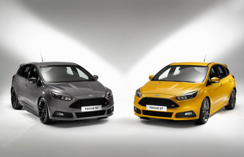 The Next-Gen Focus ST Will Have the Same 2.0-liter Four-Banger but Ditch the Unique Six-Speed Manual for an Automatic