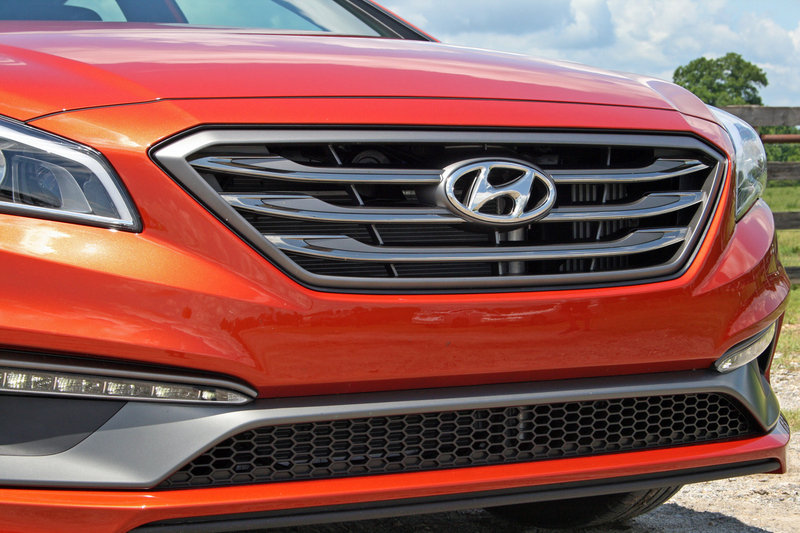 2015 Hyundai Sonata - First Impression
