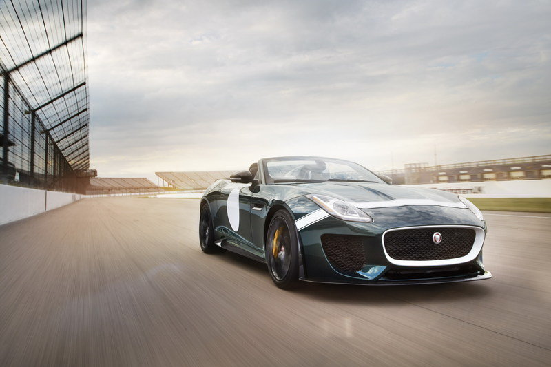 2015 Jaguar F-Type Project 7 High Resolution Exterior - image 557574