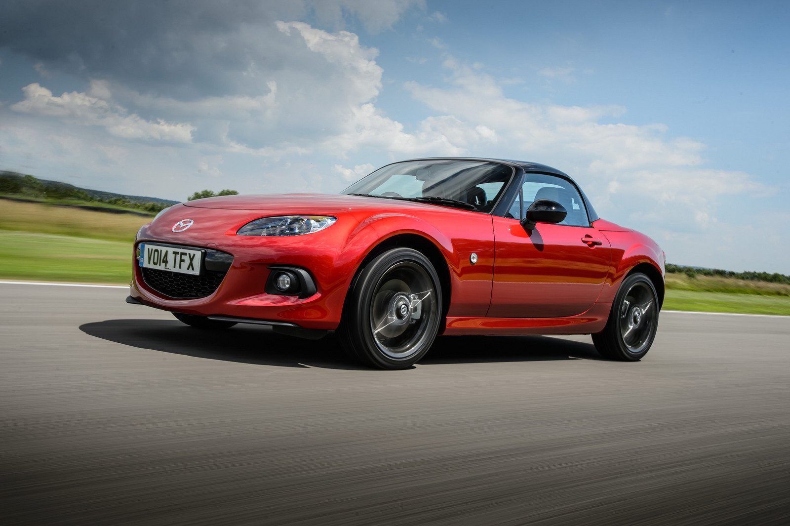 2015 mazda mx 5 miata 25th anniversary edition review top speed. Black Bedroom Furniture Sets. Home Design Ideas