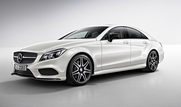 2015 mercedes benz cls with night package car review top speed. Black Bedroom Furniture Sets. Home Design Ideas