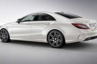 2015 Mercedes-Benz CLS With Night Package Exterior - image 558159