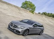 2015 Mercedes-Benz CLS63 AMG Shooting Brake - image 556895