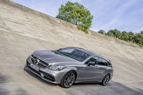 2015 mercedes benz cls63 amg shooting brake review top speed
