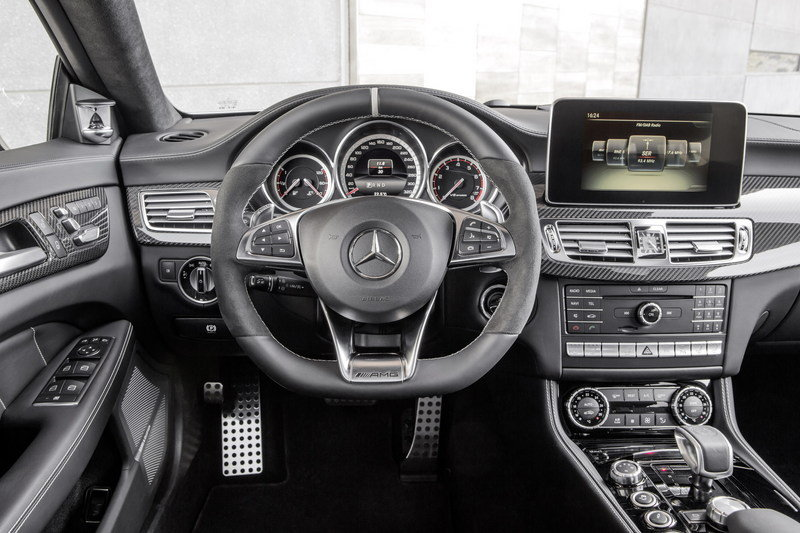 2015 Mercedes-Benz CLS63 AMG Shooting Brake Interior - image 556897