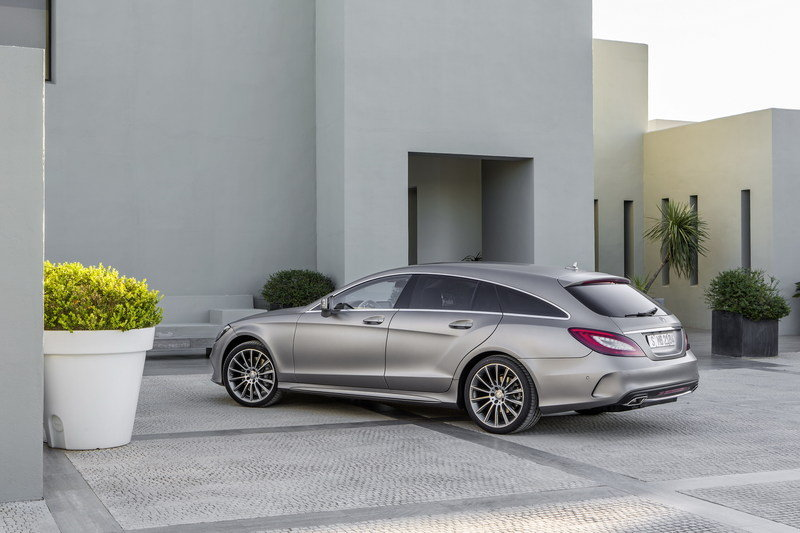 2015 Mercedes CLS-Class High Resolution Exterior - image 556538