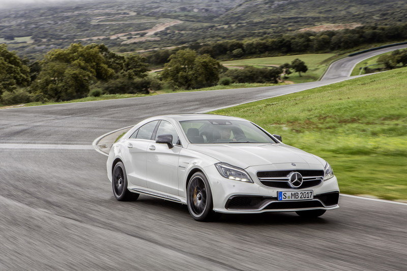 2015 Mercedes CLS-Class High Resolution Exterior - image 556544