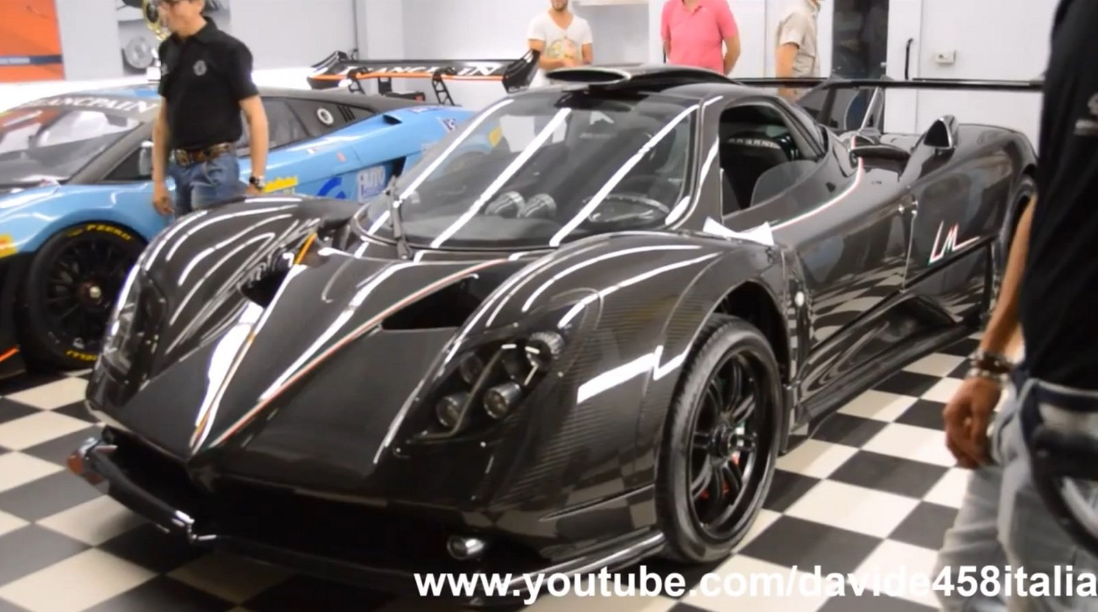 2015 Pagani Zonda 760 LM Pictures, Photos, Wallpapers And Videos. | Top Speed