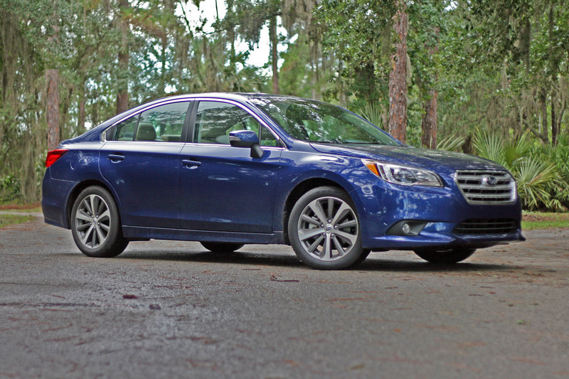 2015 Subaru Legacy - Driven High Resolution Exterior - image 556244