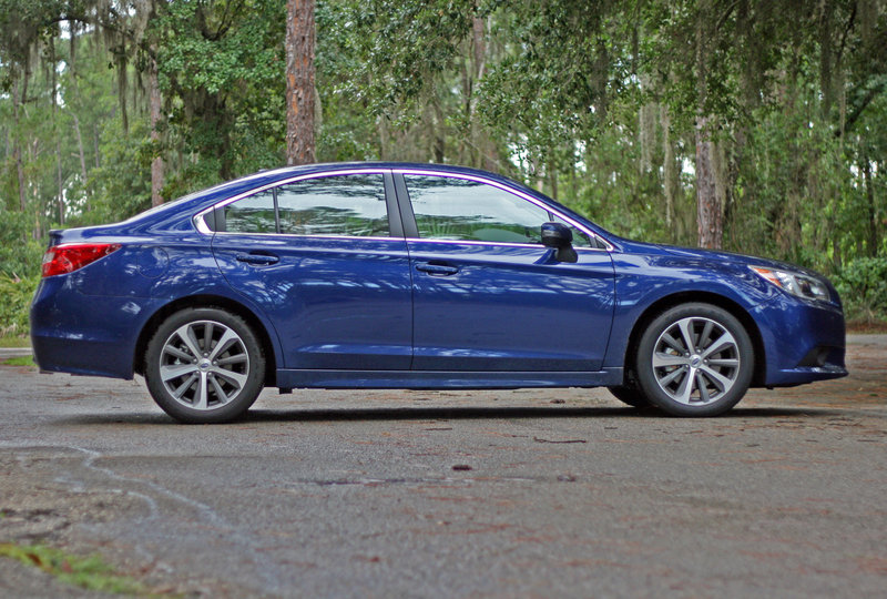 2015 Subaru Legacy - Driven High Resolution Exterior - image 556247