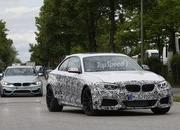 Spy Shots: 2016 BMW M2 Looks Great in White - image 555012