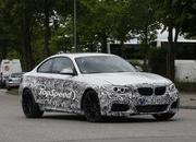 Spy Shots: 2016 BMW M2 Looks Great in White - image 555013