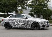 Spy Shots: 2016 BMW M2 Looks Great in White - image 555014