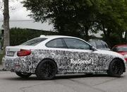 Spy Shots: 2016 BMW M2 Looks Great in White - image 555016