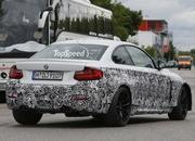 Spy Shots: 2016 BMW M2 Looks Great in White - image 555017